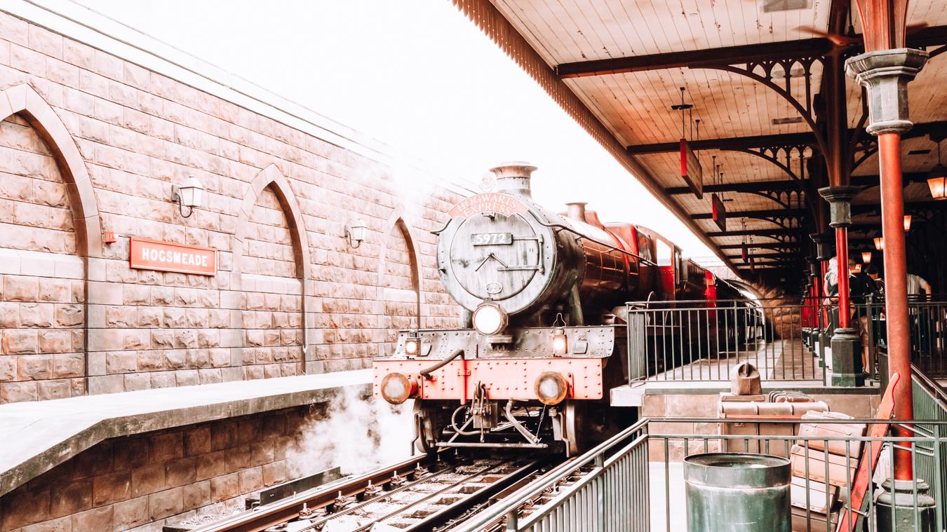Hogwarts Express in Orlando