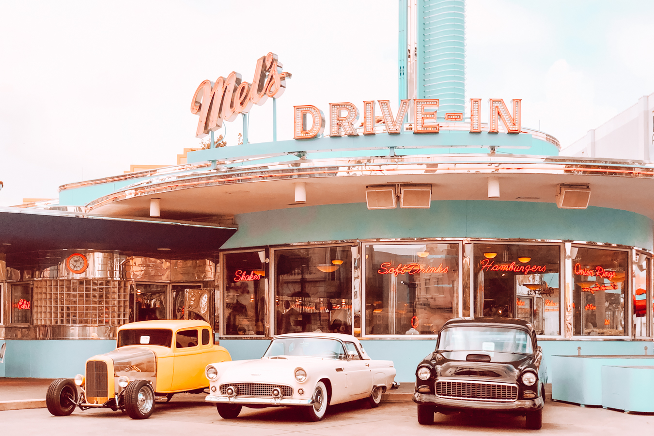Mel's drive-in at Universal Studios Florida