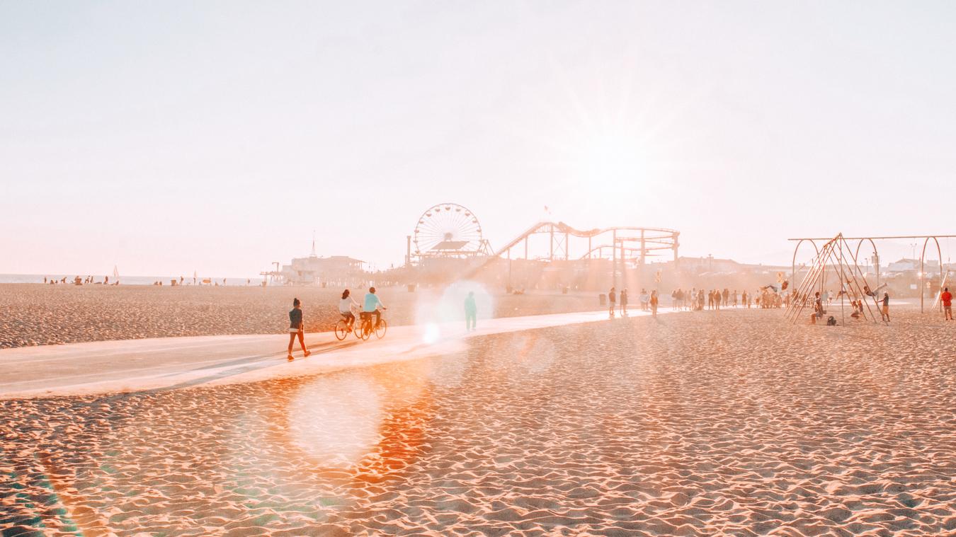 Santa Monica in LA