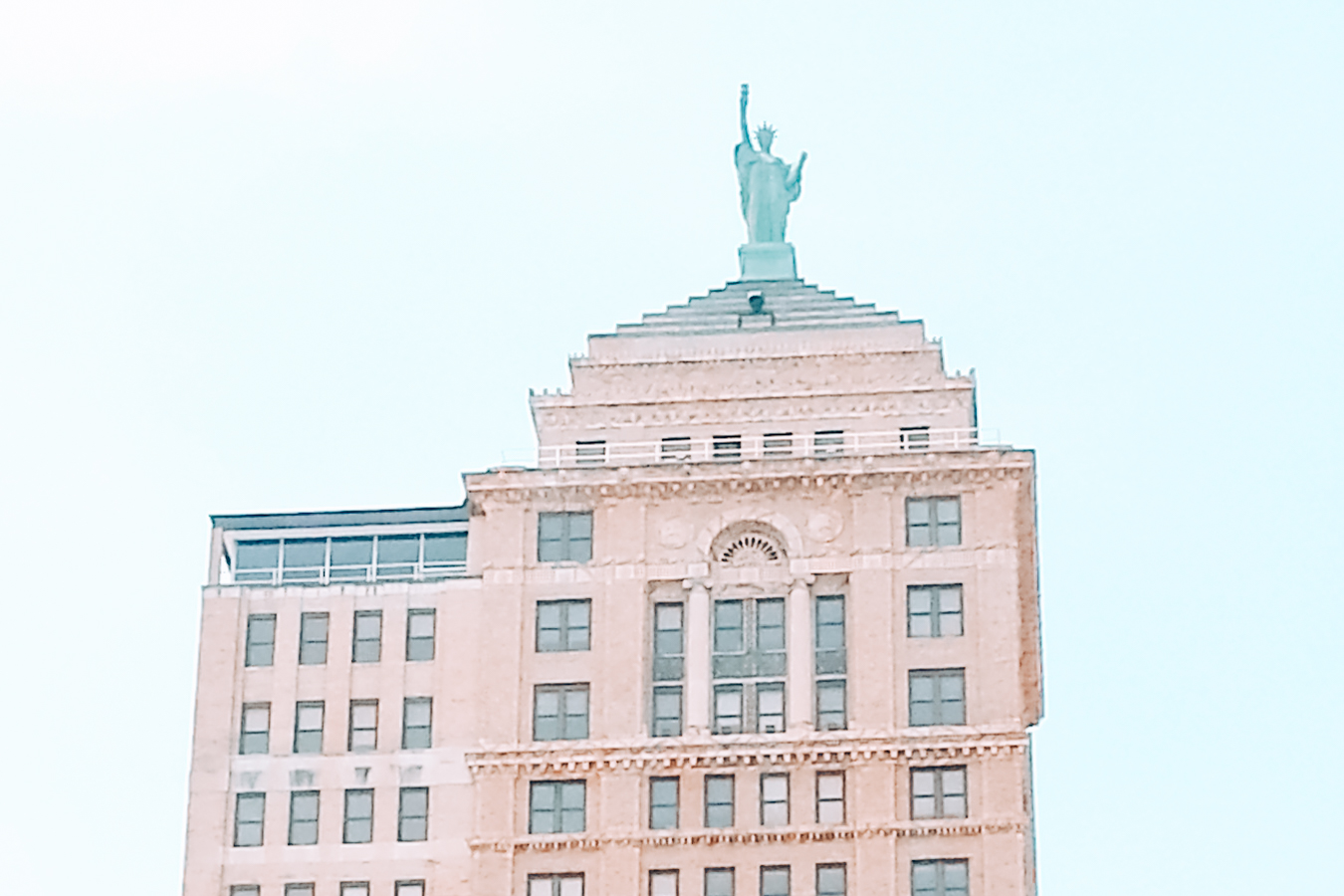 Building in Buffalo