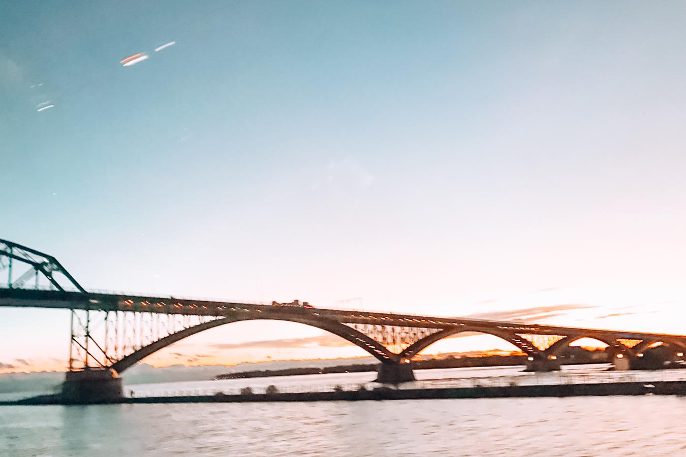 Bridge in Buffalo