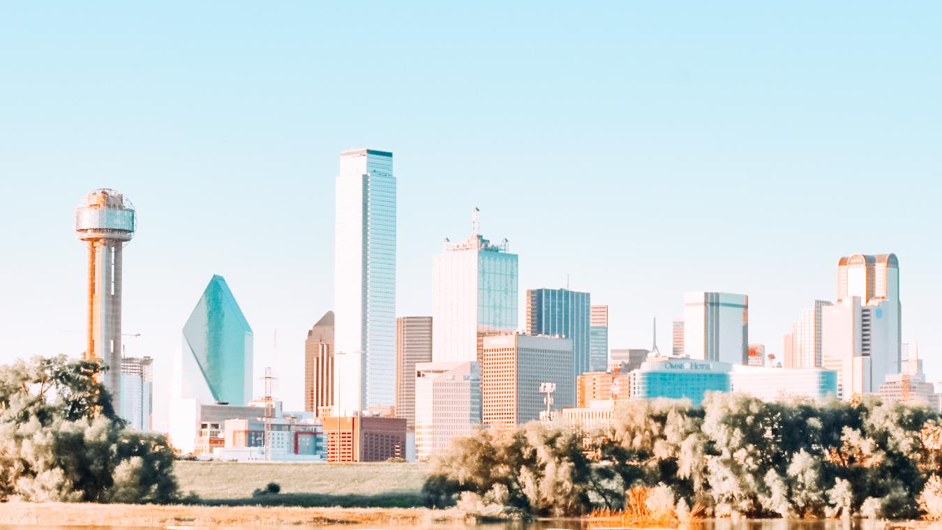 Skyline of Dallas