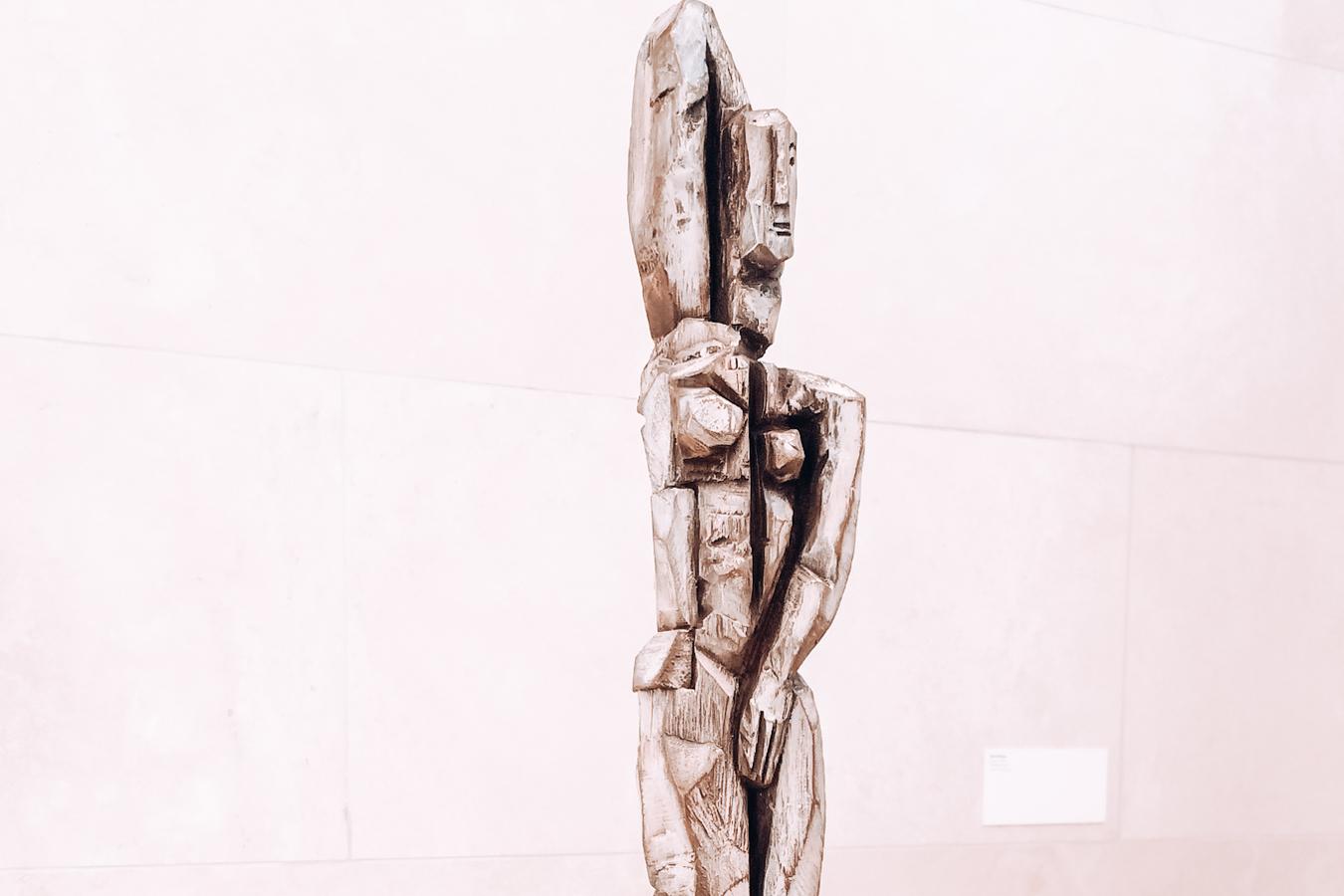 Sculpture at the Nasher Sculpture Center
