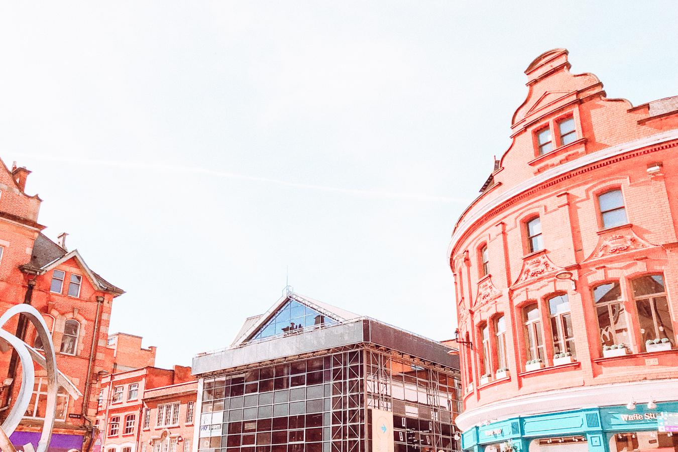 Buildings in Belfast