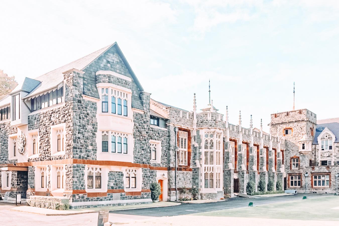 Building in Christchurch