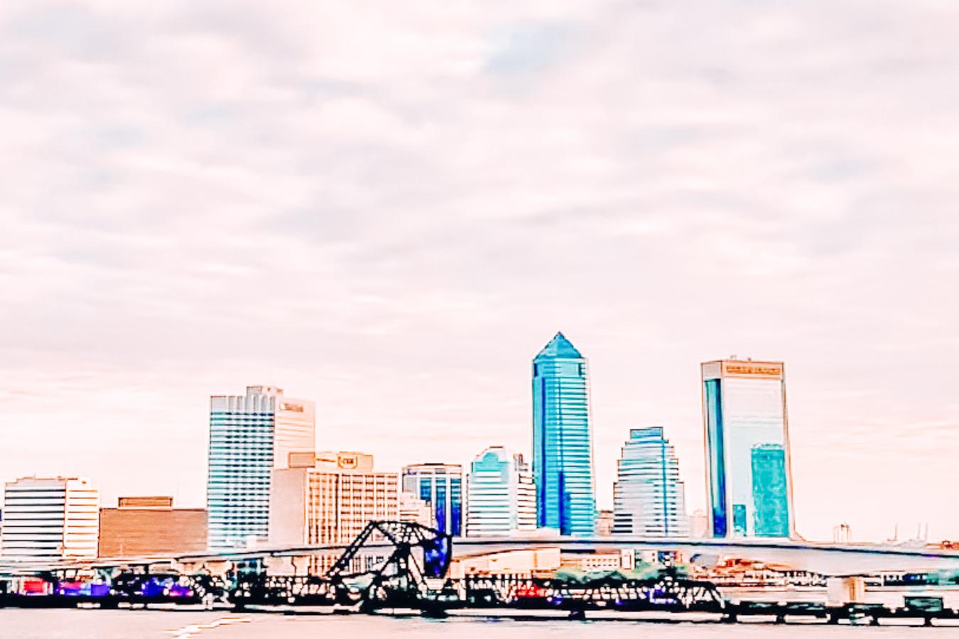 View of buildings in Jacksonville