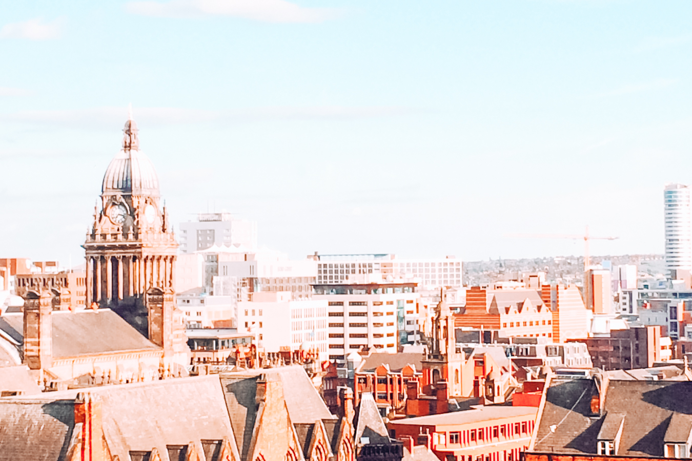 A view of Leeds