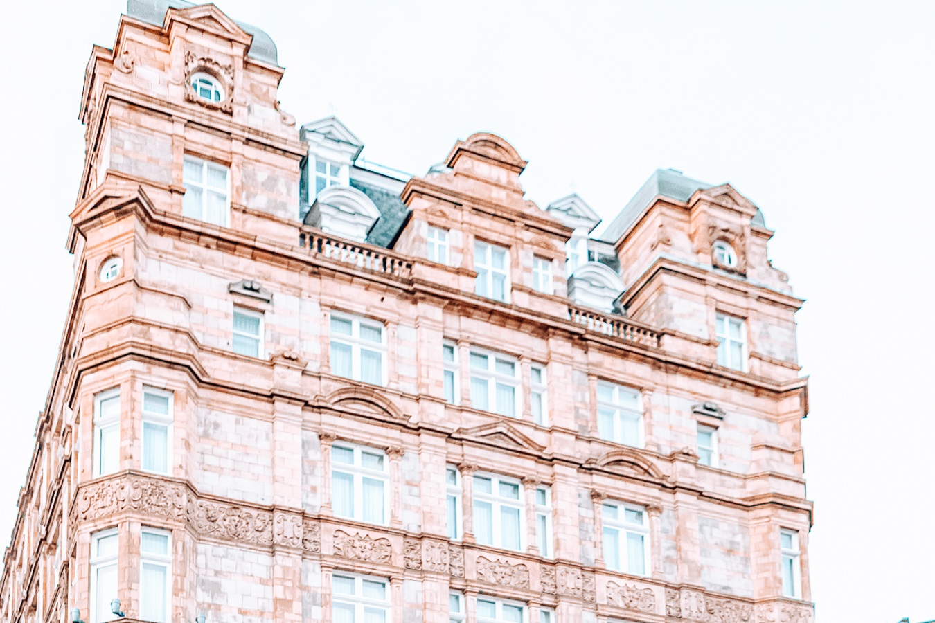 Building on Leicester Square