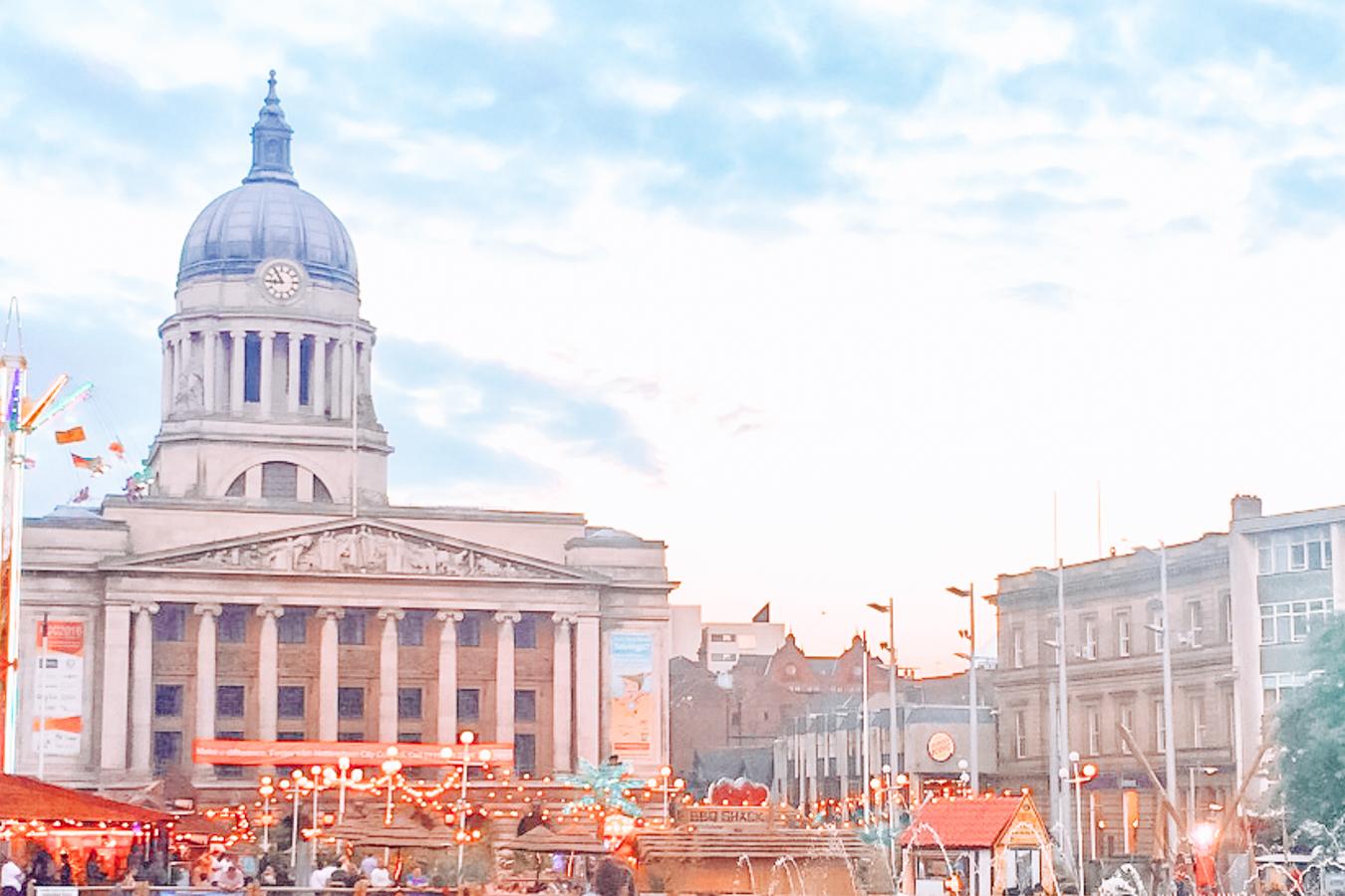 Building in Nottingham