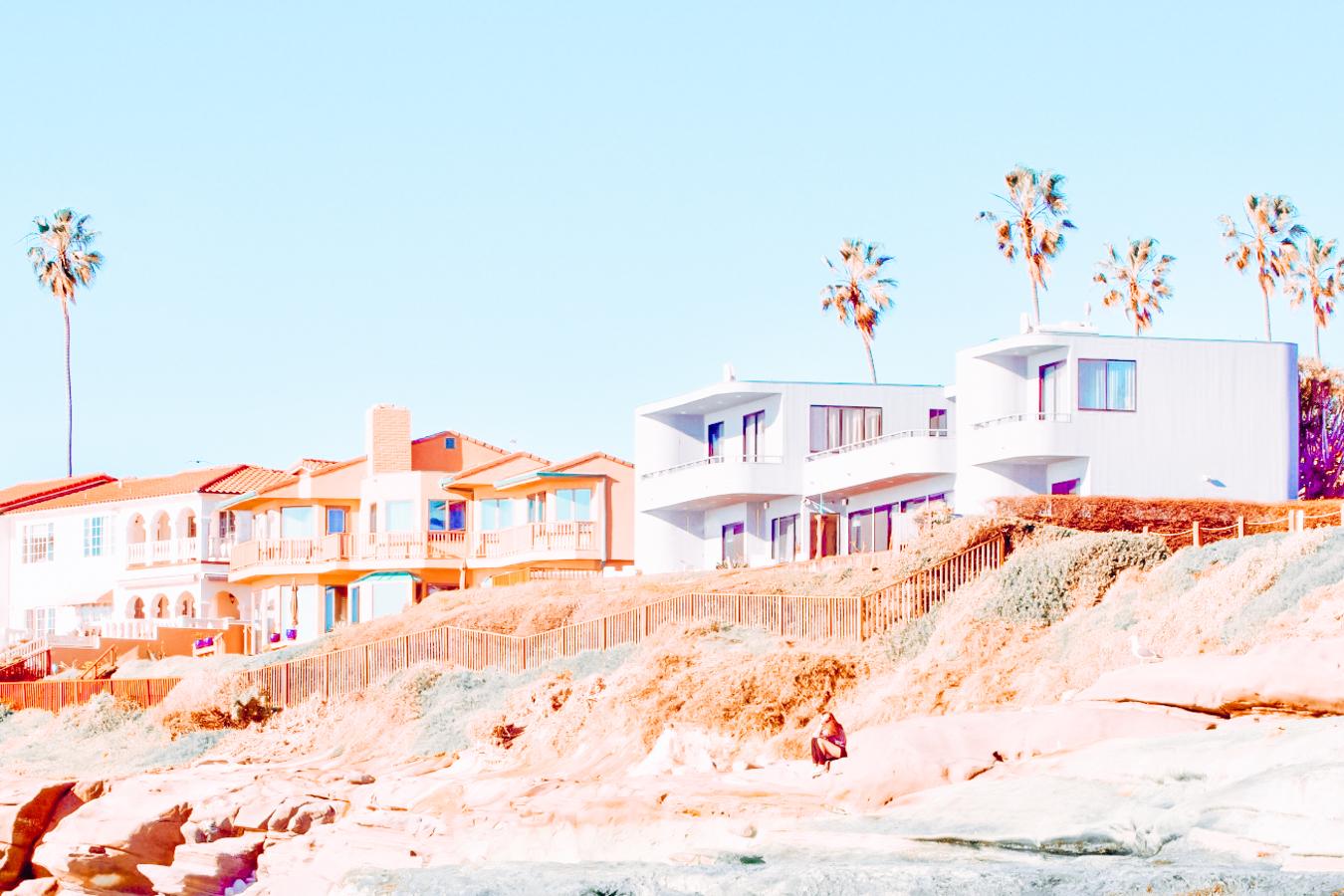 Buildings in San Diego