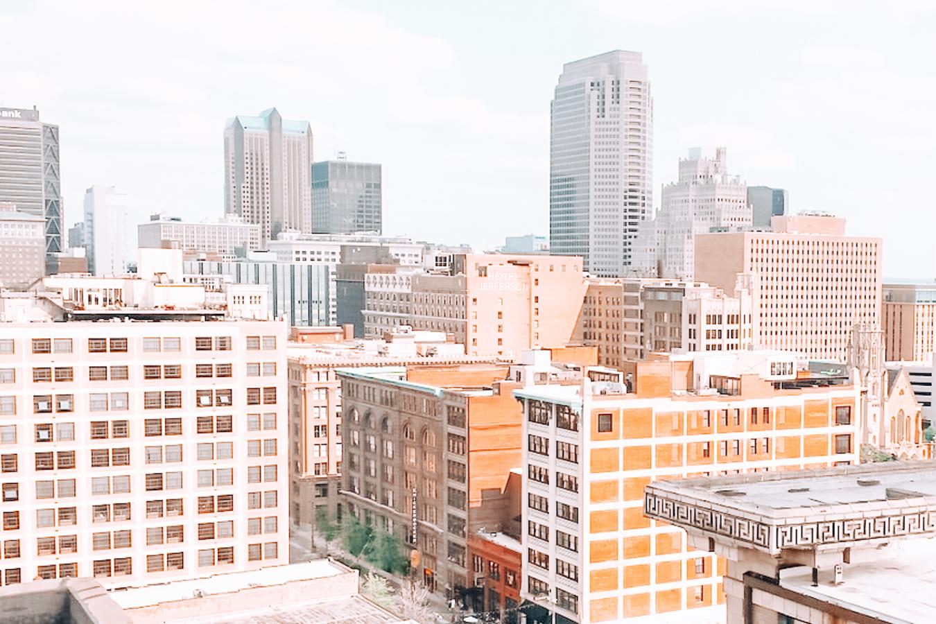 Buildings in St. Louis