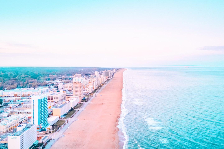 View of Virginia Beach