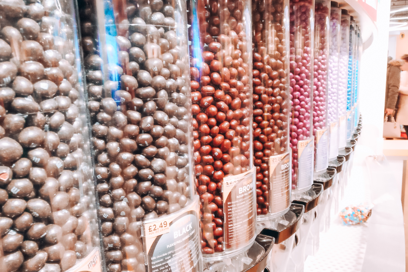 M&M's at M&M's London