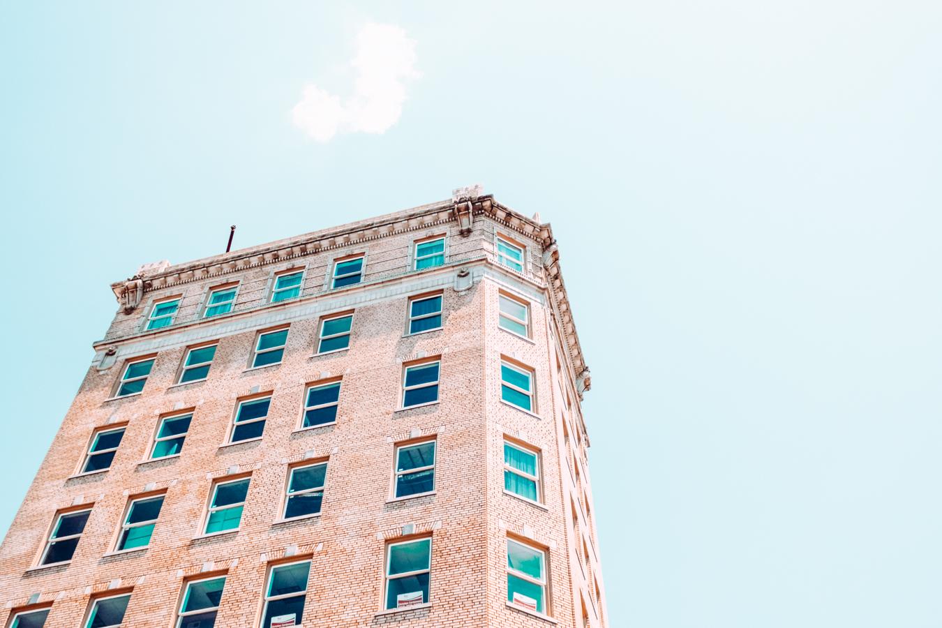 Building in Wilmington