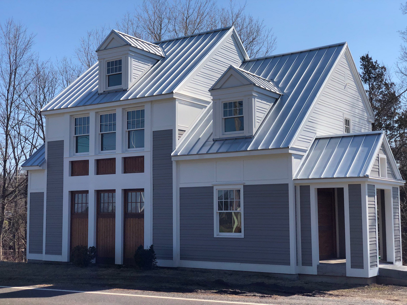 DYMI Metal Roof Project