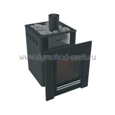 Банная печь на дровах Алтай 16
