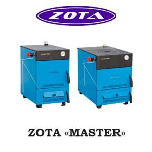 Отопительные котлы ZOTA Master