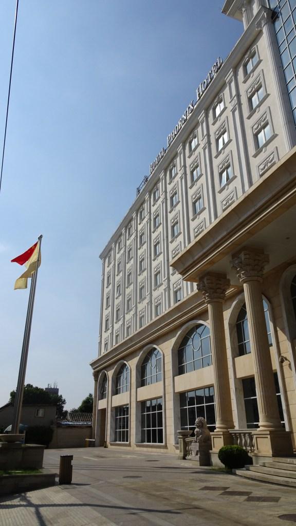 Royal Phoenix Hotel Beijing; DSC00145 © DY of jtdytravels