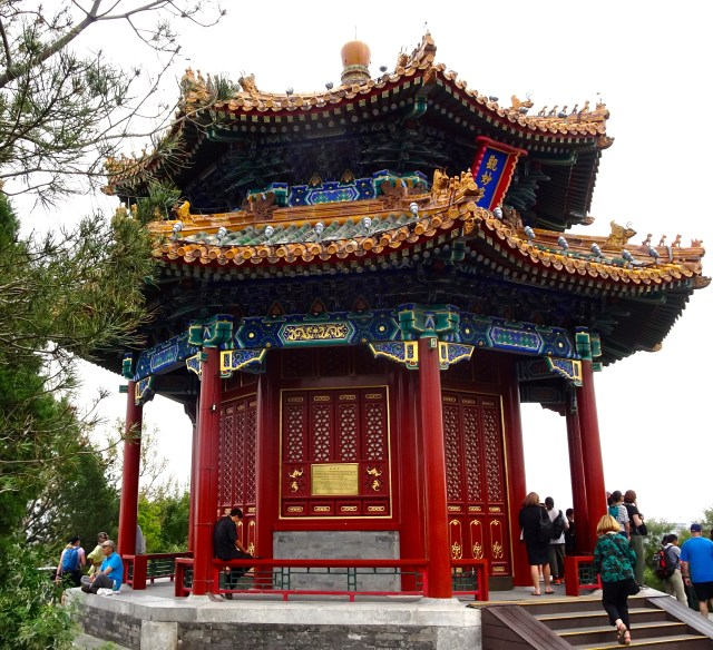 Guanmiao Pavilion ; DSC00180 © DY of jtdytravels