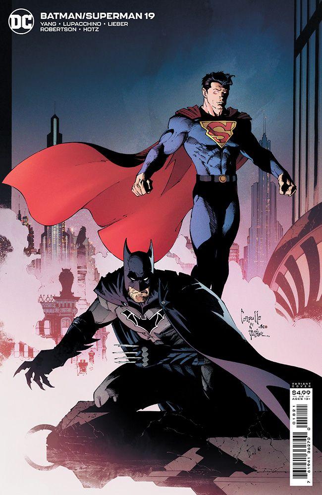 Batman/Superman #19 Review | The Aspiring Kryptonian