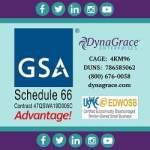 GSA Schedule 66 Announcement