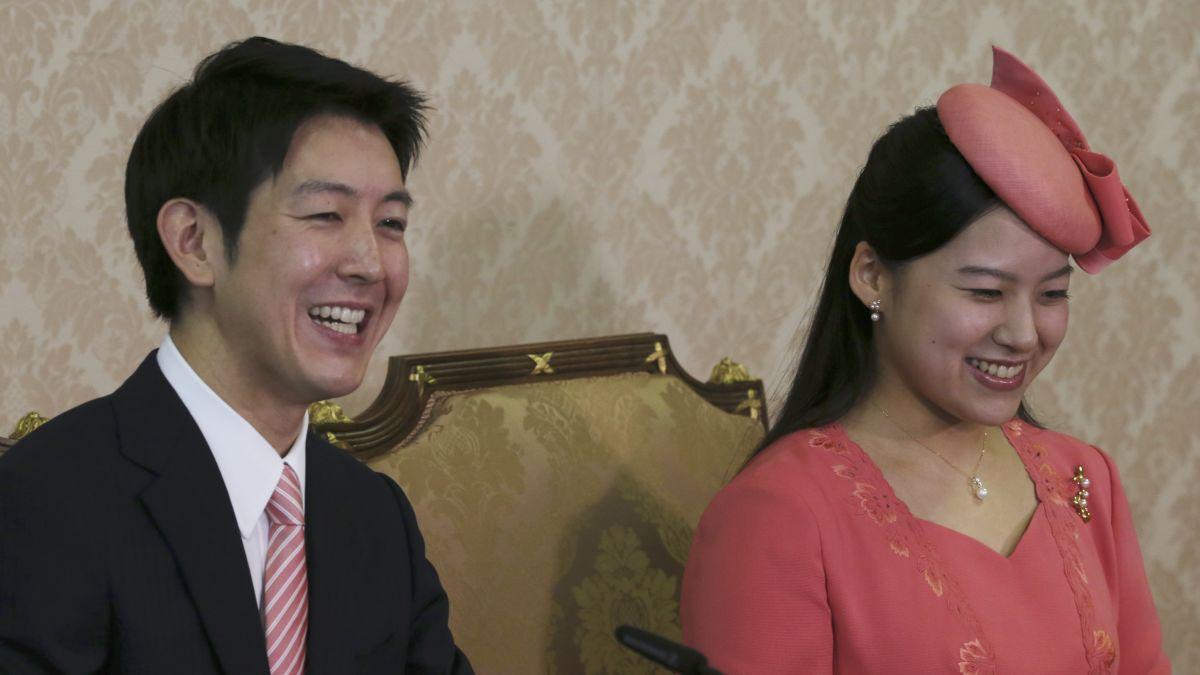 Japan Princess Ayako Introduces Her Future Husband A