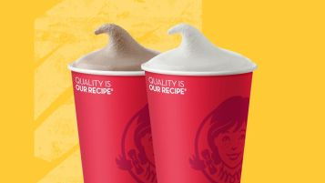 Why Wendy's brought back 50¢ Frosties   CNN Business