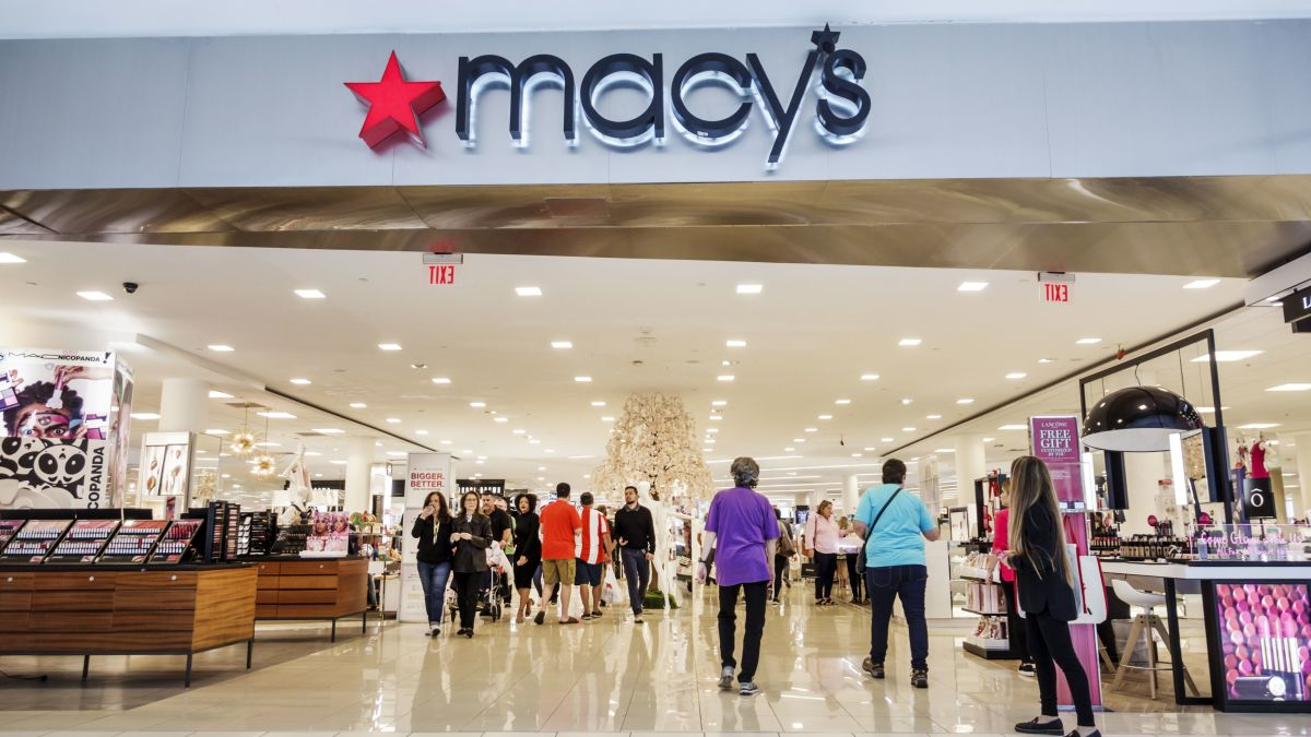 Macy's stock is tanking because it put too many clothes on sale ...