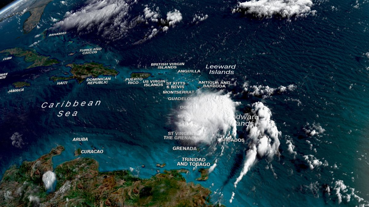 tropical storm dorian is