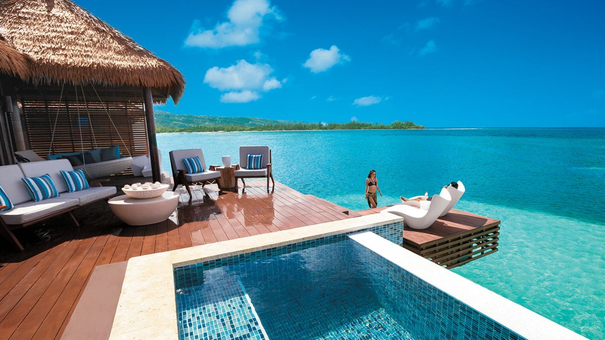 Want A Luxury All Inclusive Vacation Experience Look No Further Than Sandals Resorts Cnn Underscored