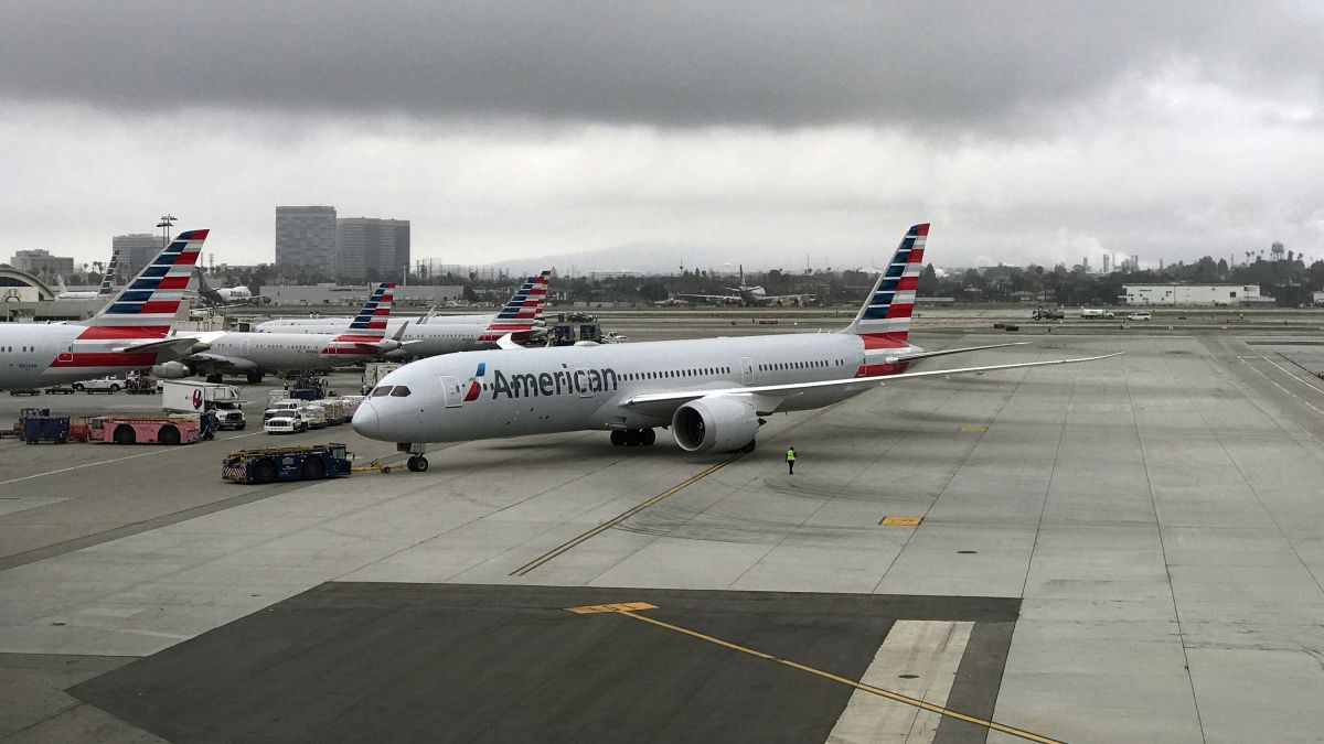 American Airlines pilots sue to halt US-China flights amid ...