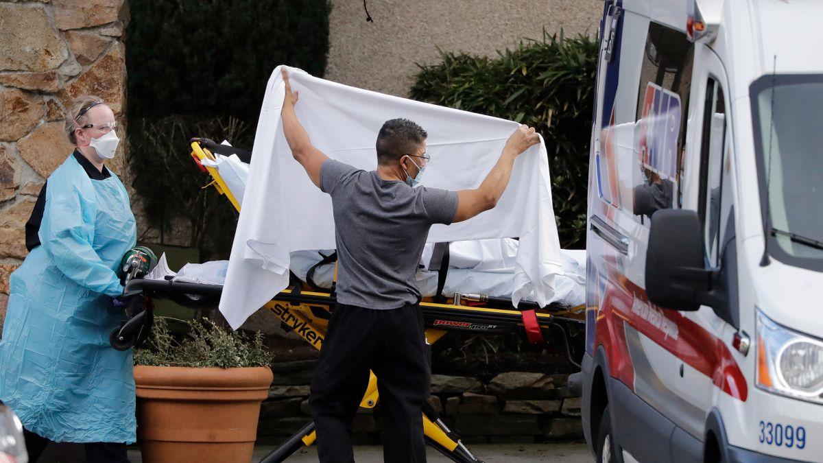 Washington state: Two dead, 13 positive cases of coronavirus - CNN