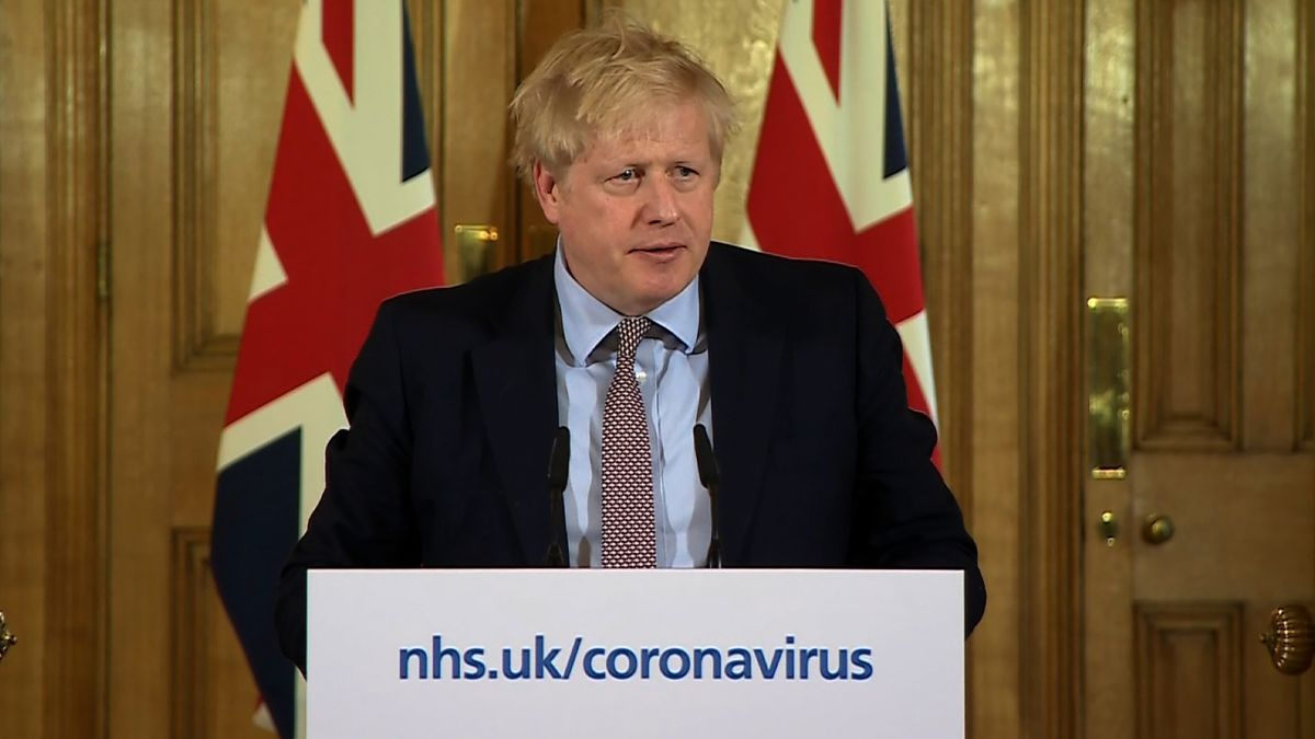 UK coronavirus: Boris Johnson ramps up response after criticism - CNN