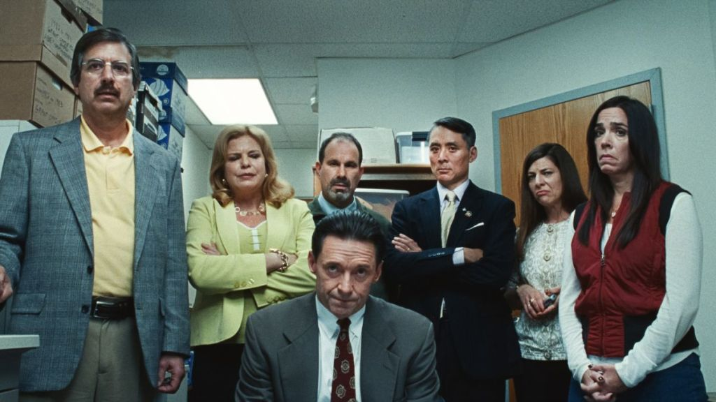 Bad Education' review: Hugh Jackman and Allison Janney earn high marks in HBO movie - CNN