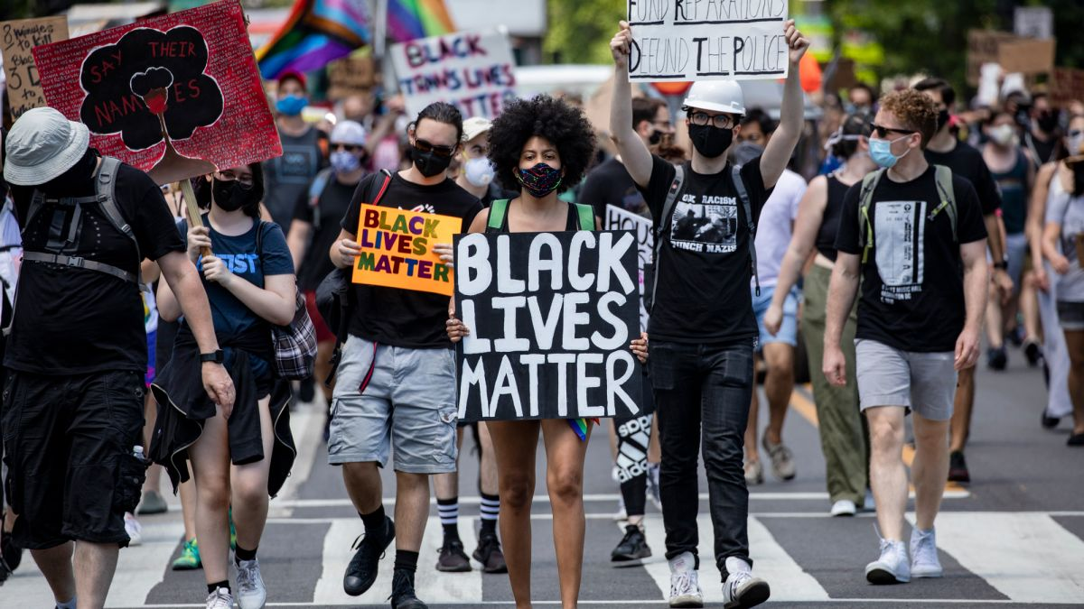 Far from being anti-religious, faith and spirituality run deep in Black Lives Matter