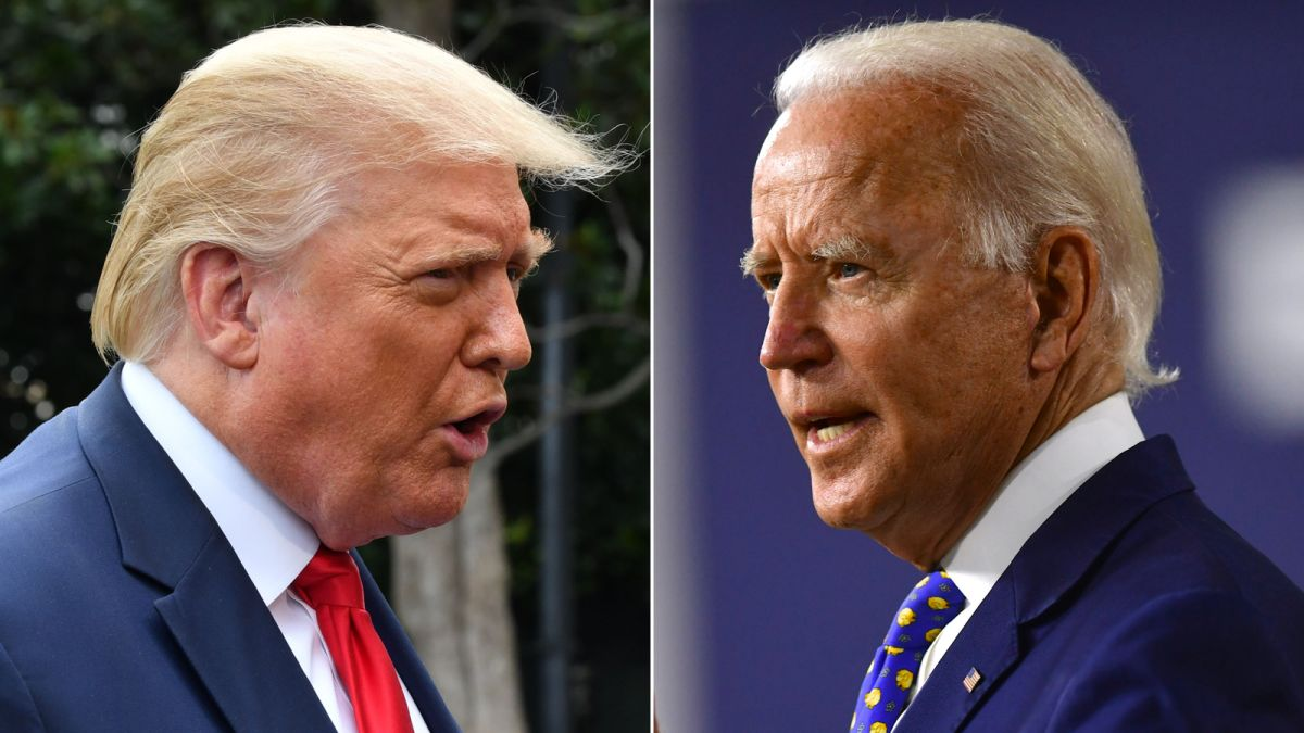 Donald Trump to deliver remarks near Biden's hometown on the night ...