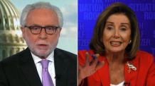 WATCH: Nancy Pelosi Loses It With Probably the Nicest Man at CNN, Wolf Blitzer