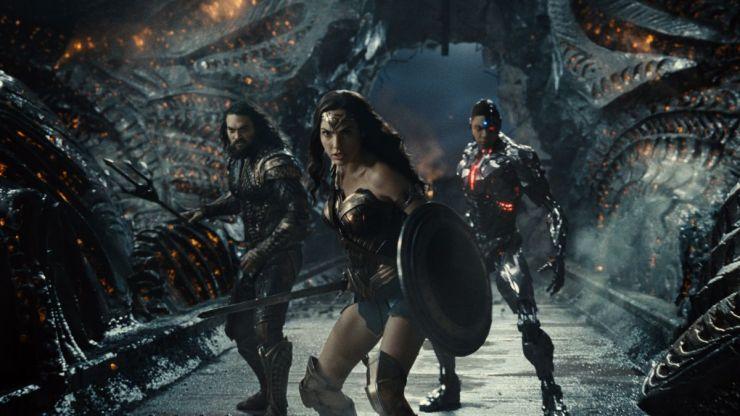 La Liga de la Justicia de Zack Snyder Justice League Cut diferencias