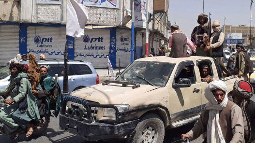 US Embassy in Afghanistan tells staff to destroy sensitive materials -  CNNPolitics