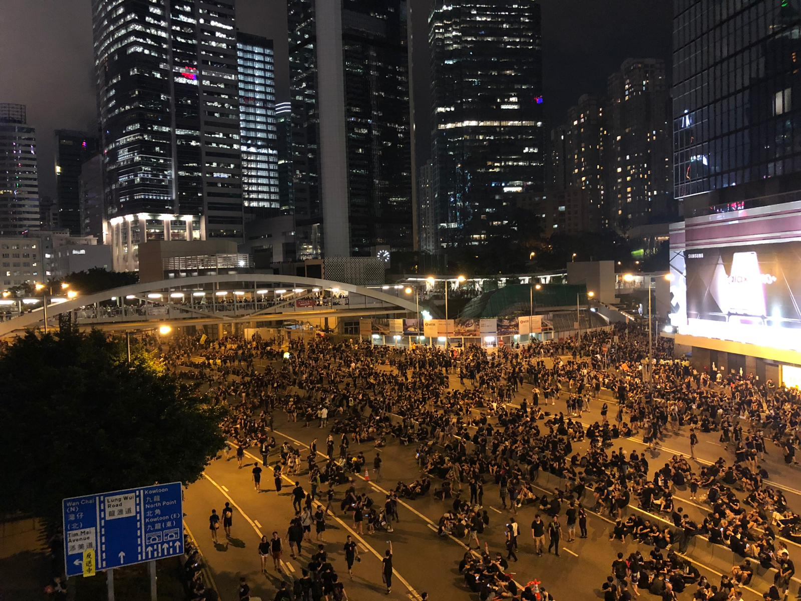 Photo of Hong Kong protest sees 1000's name for metropolis's chief to step down: reside updates