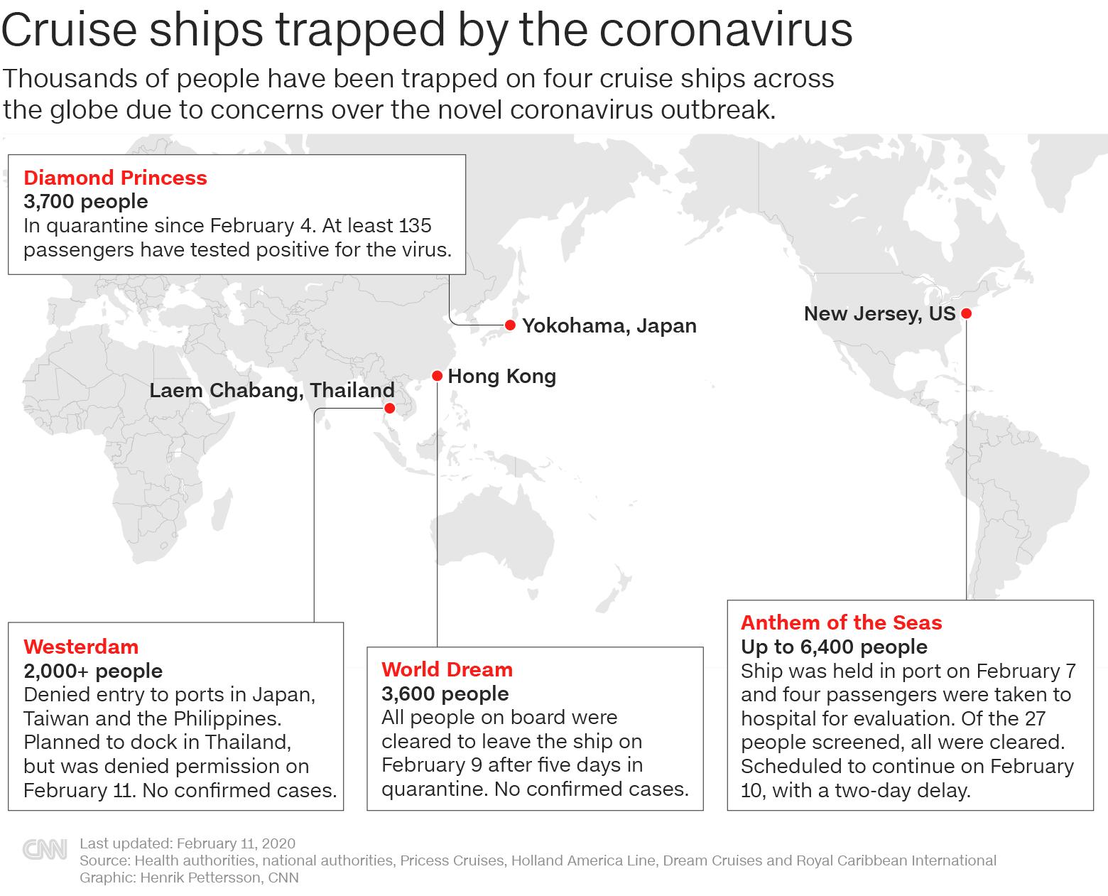 February 11 coronavirus news - CNN