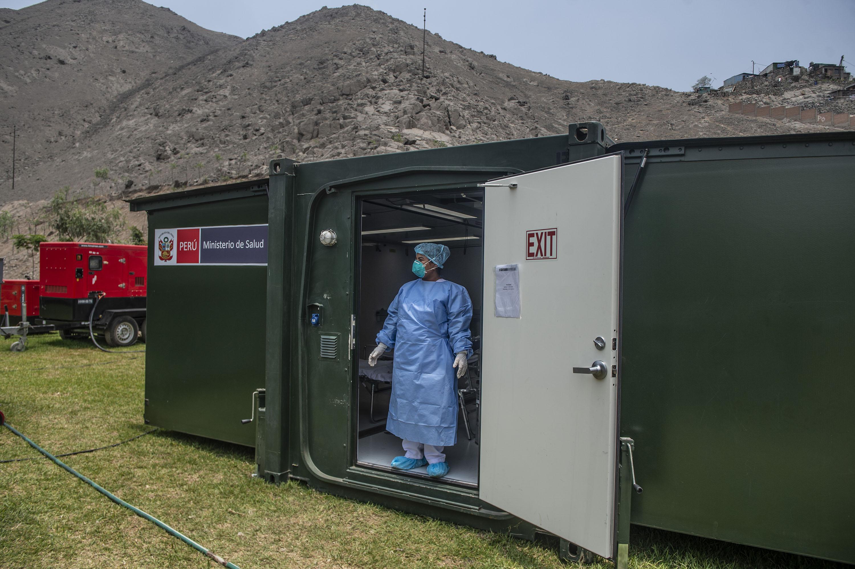 Peru confirms first case of novel coronavirus