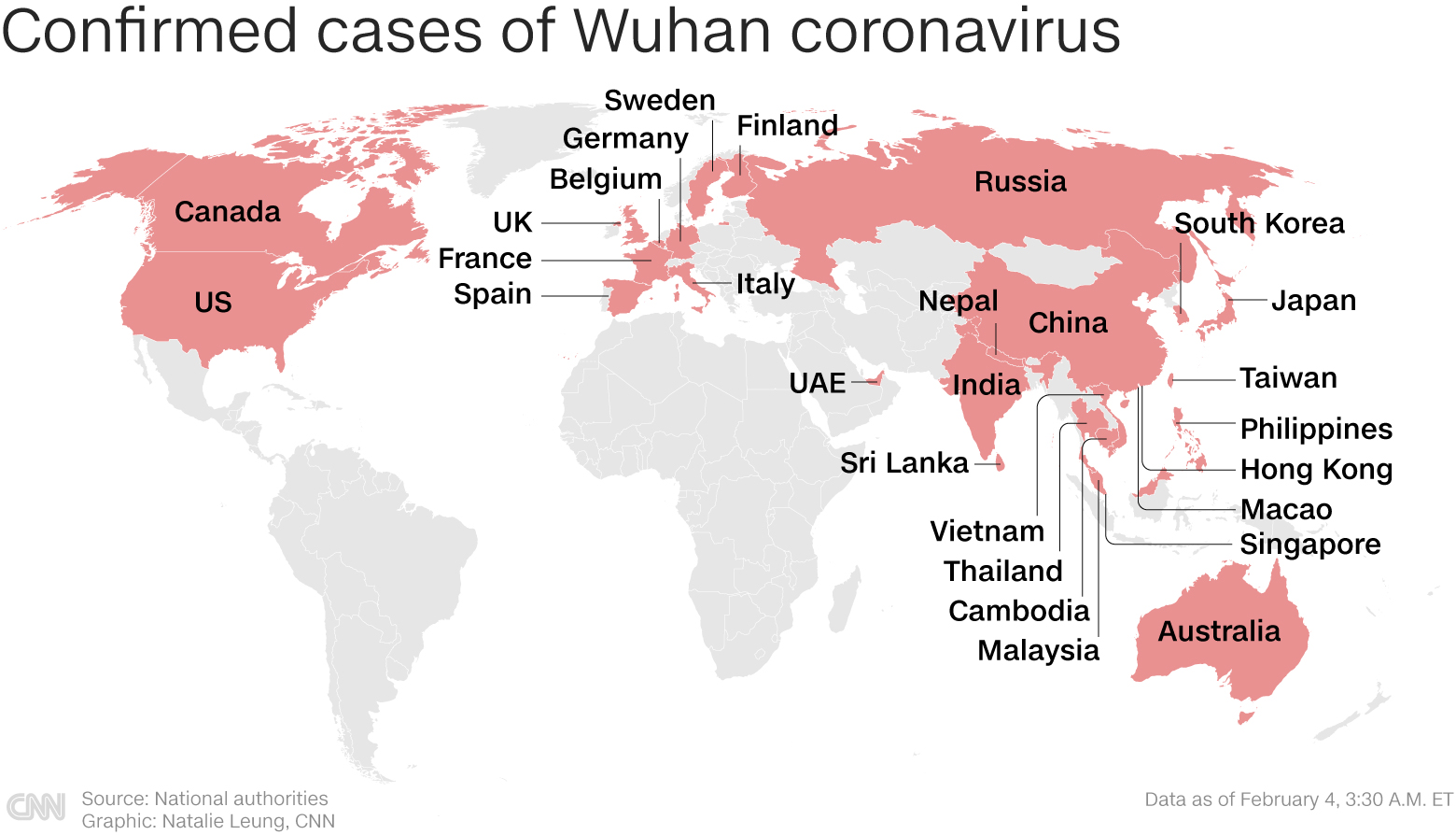 Wuhan coronavirus gets a new official name