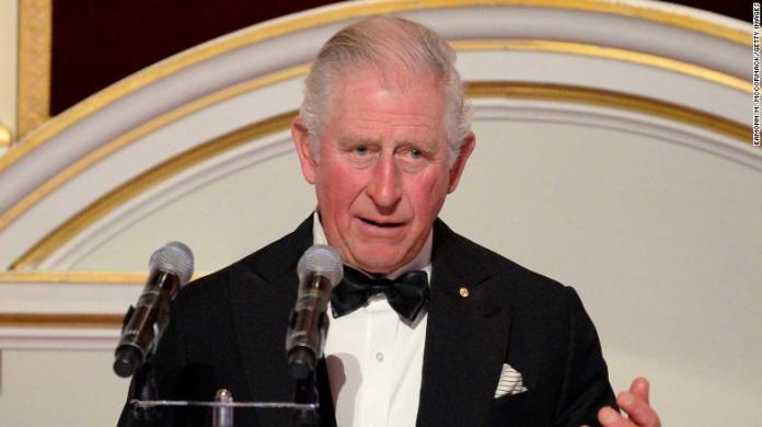 Prince Charles, pictured on March 12 in London.