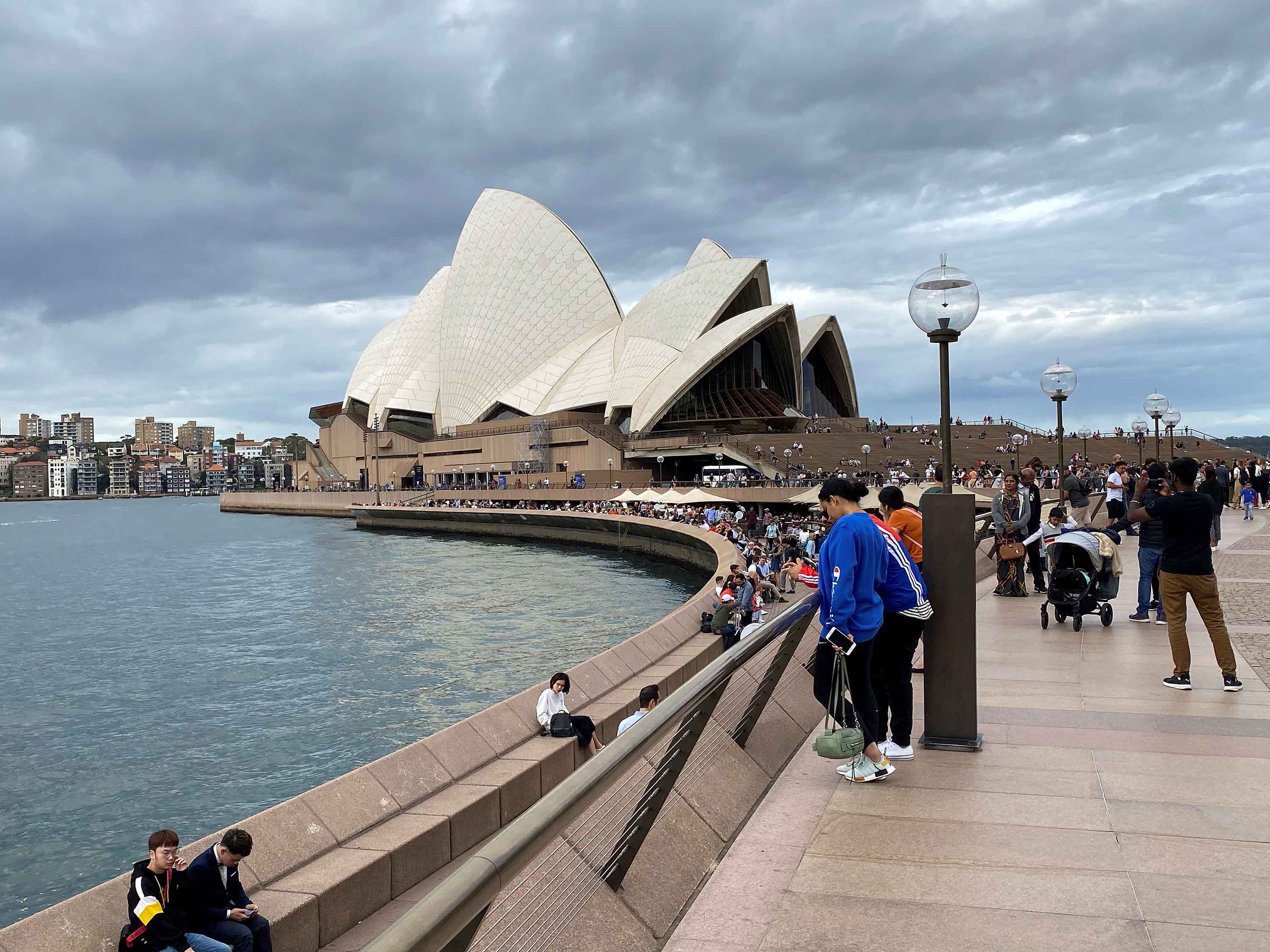 Sydney Opera House to be disinfected following Rita Wilson performance