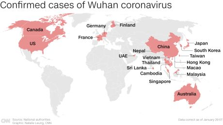 January 30 coronavirus news - CNN