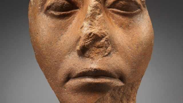 Face of Senwosret III, ca. 1878-1840 BC