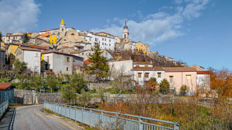 New residents will be expected to start up a business in Molise.