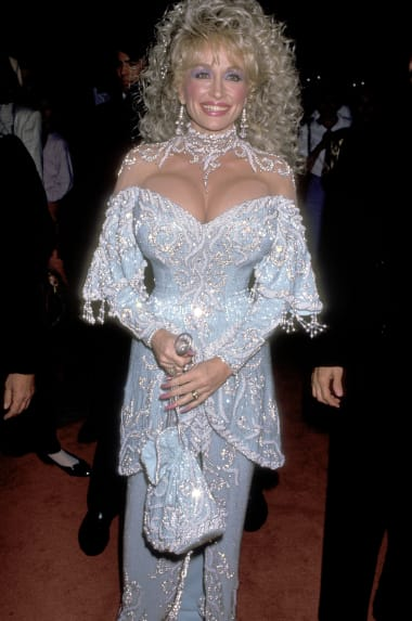 Did Dolly Parton Have A Boob Job : dolly, parton, Remember, Dolly, Parton, Fully, Subverted, 'dumb, Blonde', Cliché?, Style