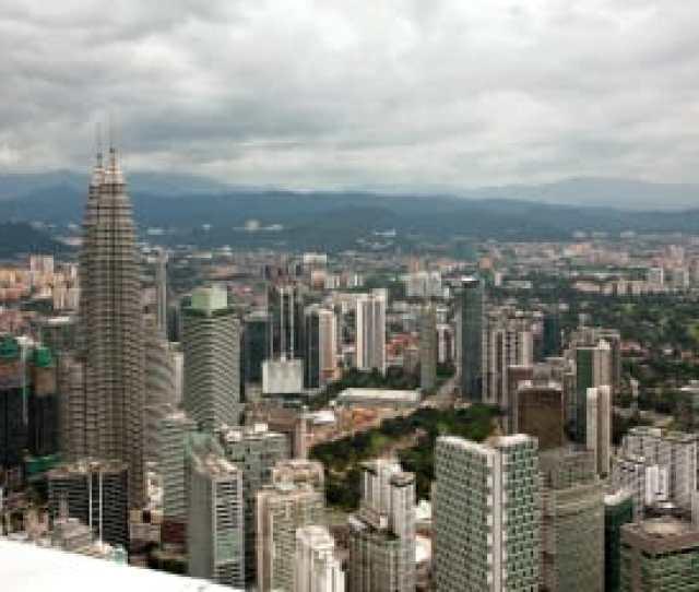 Kuala Lumpur Is Shoppers Heaven